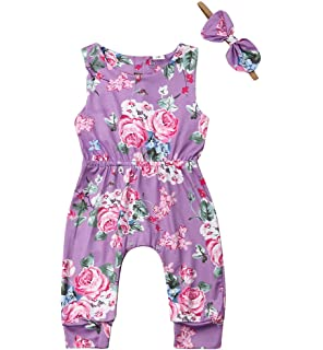 Newborn Baby Girl Hairball Knit Overall Pants Romper Kid Jumpsuit Outfit Clothes