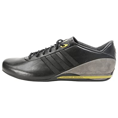 wholesale dealer fc35c b3349 adidas Select Men s Porsche Design Sneaker,Black Gold ...