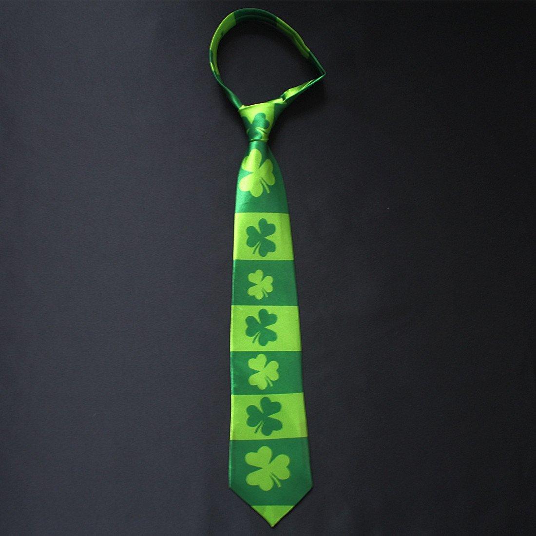 SHANF - Corbata de Hombre irlandés para Disfraces de Vacaciones ...