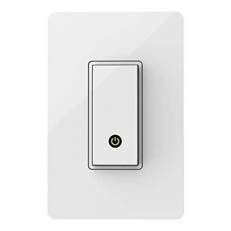 Review Wemo Light Switch, Wi-Fi