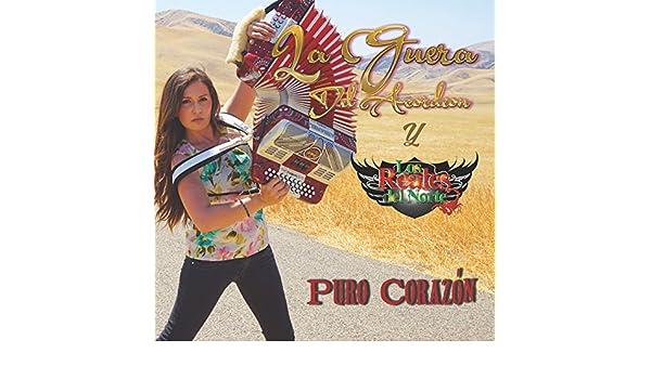 Puro Corazon by La Guera Del Acordeon on Amazon Music ...