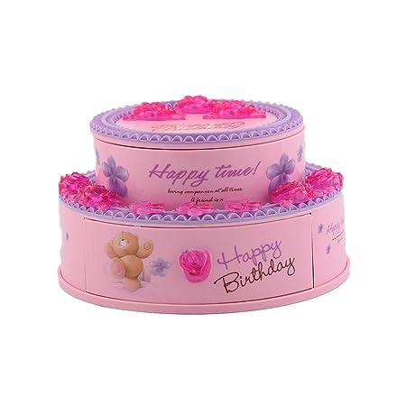 Fantastic Birthday Cake Music Box Home Decoration Birthday Children Gift Birthday Cards Printable Benkemecafe Filternl