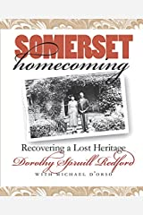 Somerset Homecoming: Recovering a Lost Heritage Paperback