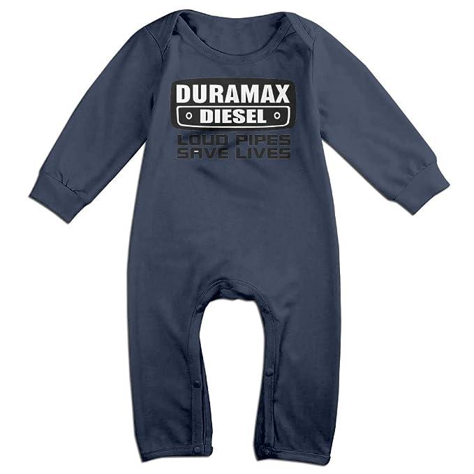 Amazon.com: Duramax Citas Bebé Onesie Romper Jumpsuit ...