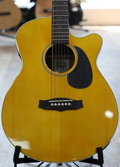Tanglewood Nashville V Super guitarra electroacústica Folk duro ...