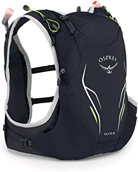 Osprey Duro 6 Unisex Running Hydration Pack with 2x 500ml ...