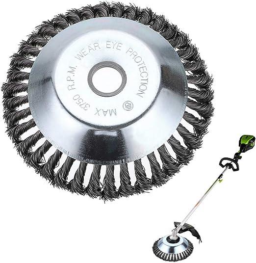 Amazon.com: Skelang - Cabezal cortador de alambre de acero ...