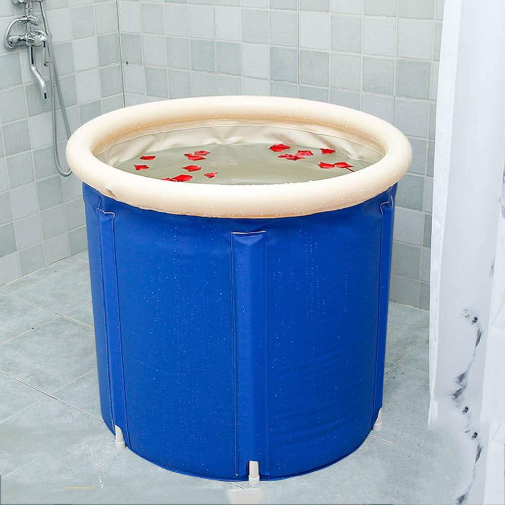 Bathtub Tina de baño Inflable para Adultos, Plato de Ducha de baño ...