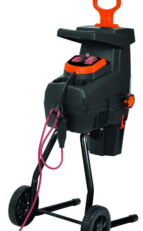 45 ltr Fangsack 2400 W inkl DELTAFOX Elektro Messerh/äcksler