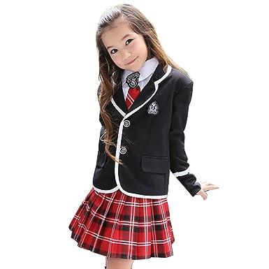 3eab3d0d24320 卒業式 スーツ 女の子 子供スーツ フォーマル-2018新番 正統派ガールズ スカートスーツ