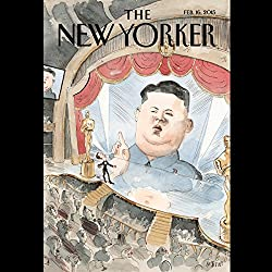 The New Yorker, February 16th 2015 (Nicholas Schmidle, Elizabeth Kolbert, Joseph Mitchell)