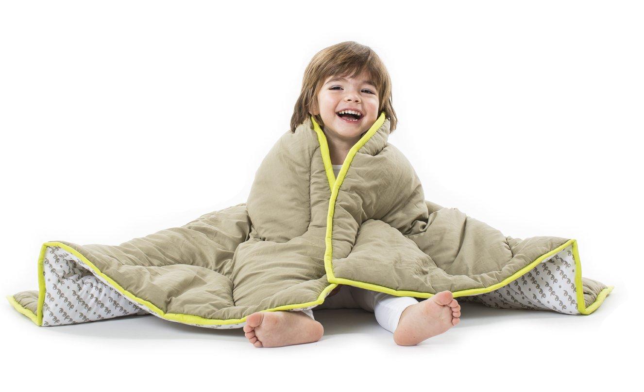 Baby Deedee Toddler Quilt, 1-Pack, Dream Blue 703