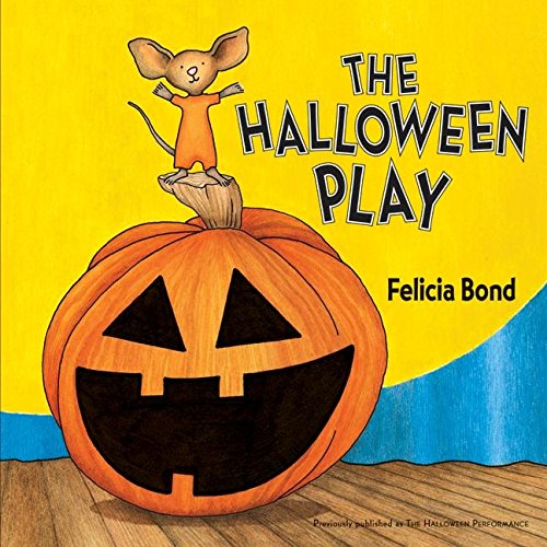 the-halloween-play-laura-geringer-books-paperback