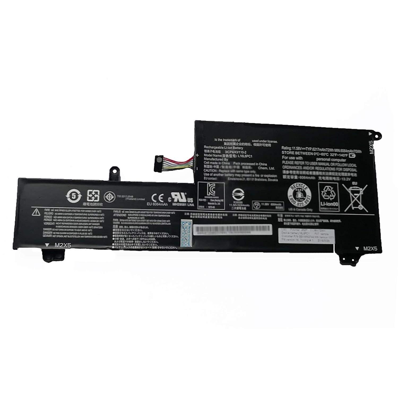 Bateria Lenovo L16L6PC1 11.58V 72Wh 6217mAh Yoga 720 720-15