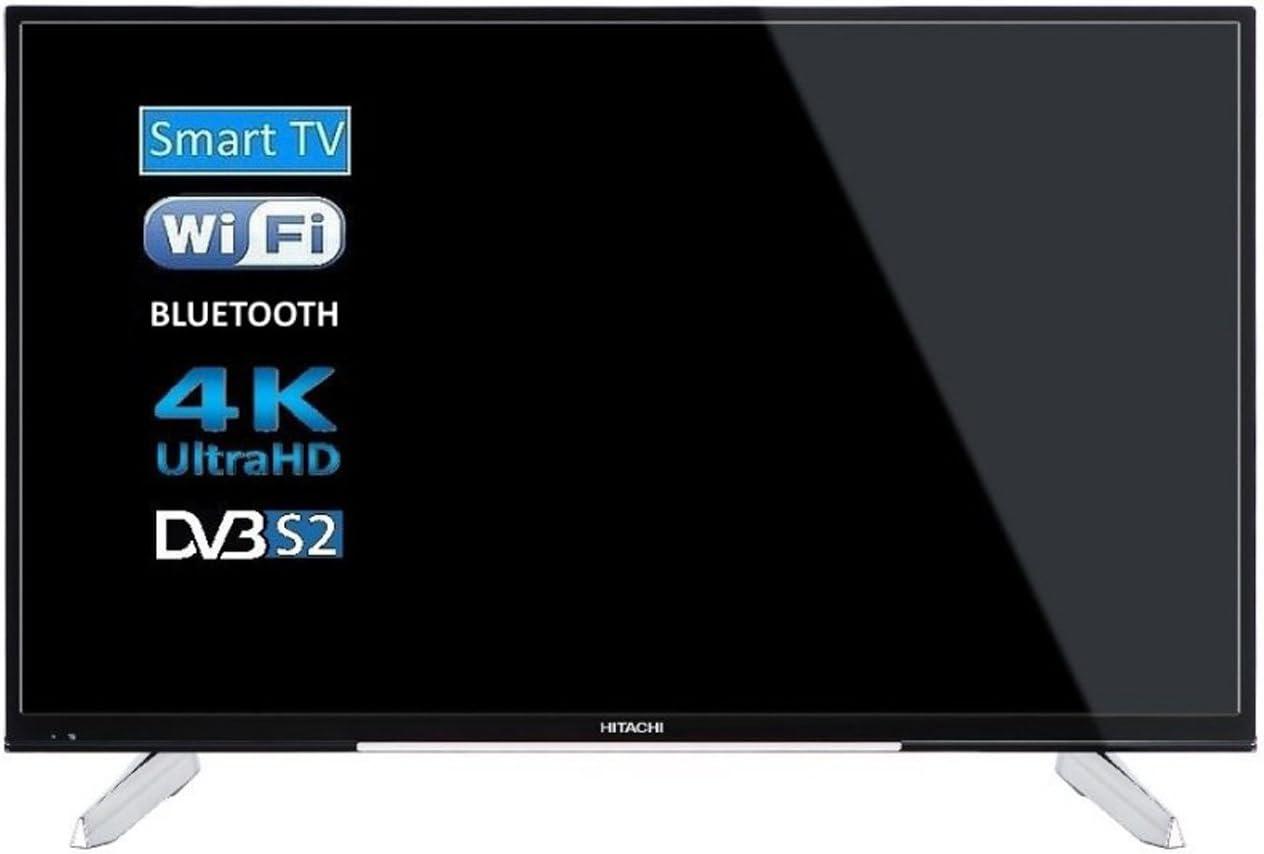 Smart TV Hitachi 55hk6 W64 55 4 K Ultra HD LED WiFi: Amazon.es: Electrónica