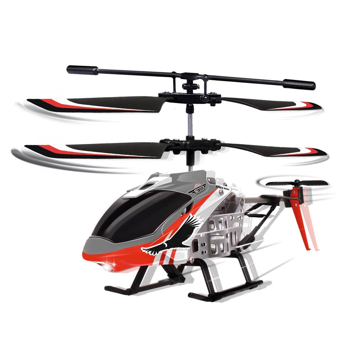 teledirigidos Aviones a Control Remoto Worldbrands XT280730 radiocontrol Xtrem Raiders- Police Squad helicopteros RC Juguete