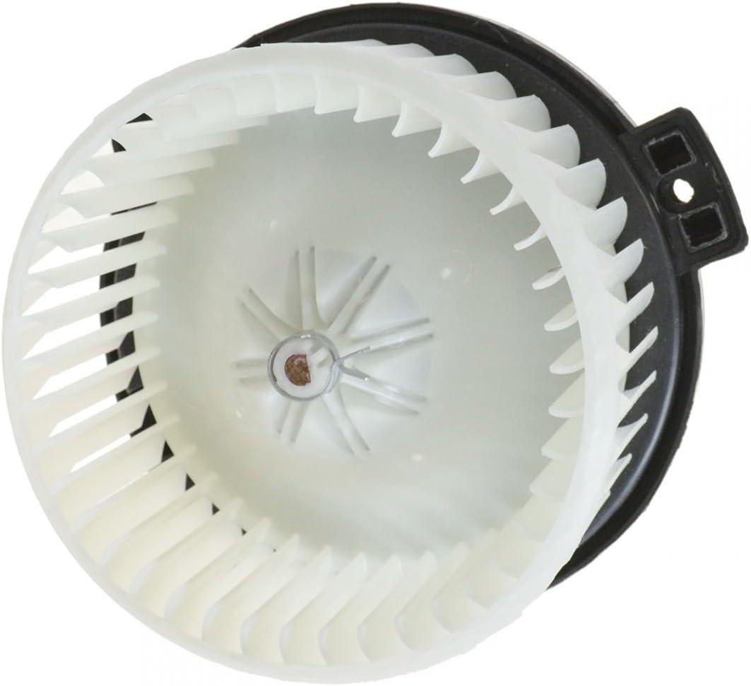 A//C AC Heater Blower Motor /& Fan w//Fan Cage for 99-01 Jeep Grand Cherokee