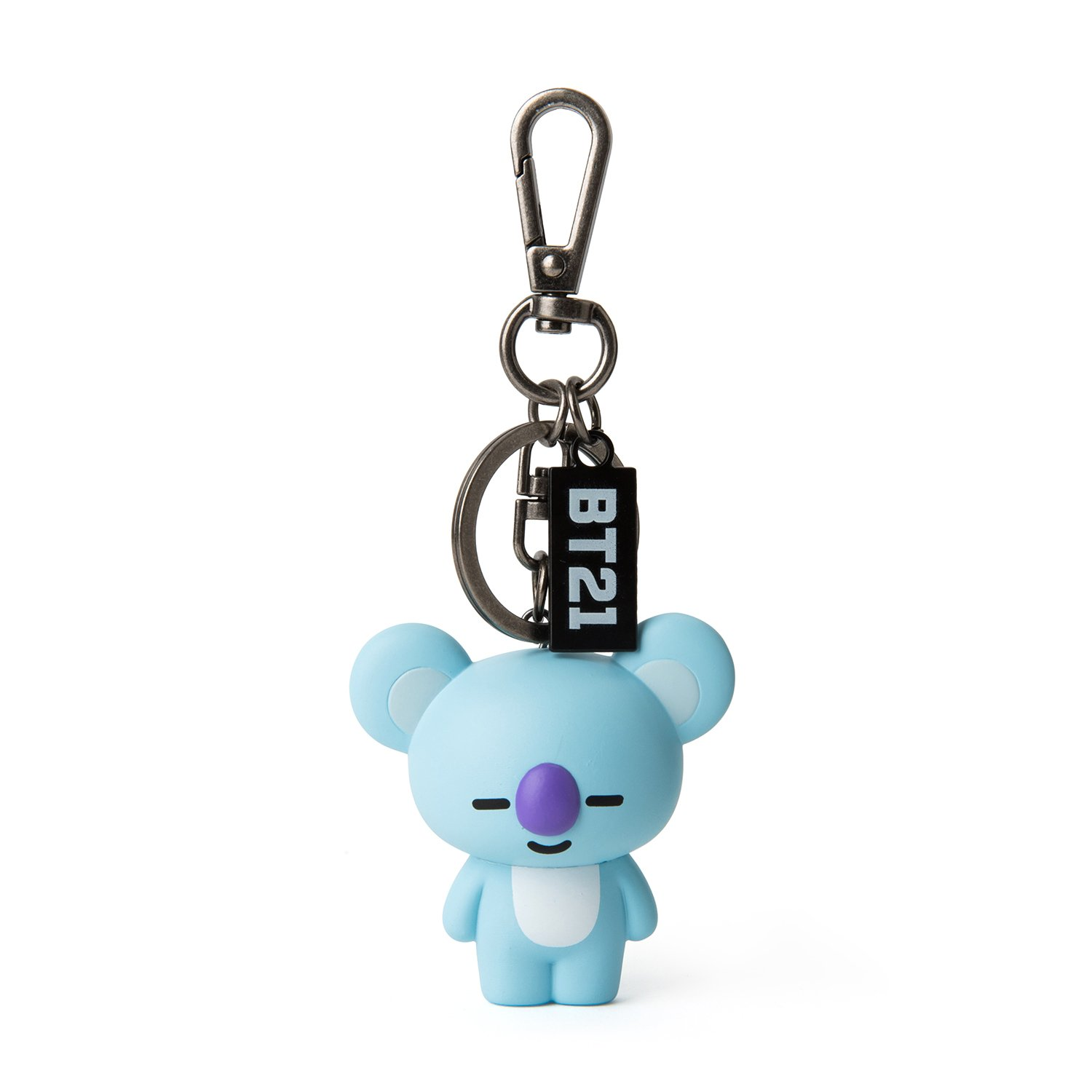 BT21 Official Merchandise by Line Friends - KOYA Keychain Ring by LINE FRIENDS