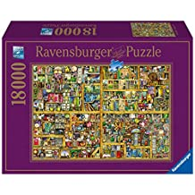 Ravensburger Magical Bookcase Jigsaw Puzzle (18000-Piece)