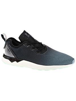 Adidas Originals ZX FLUX ADV ASYM Zapatillas Sneakers Gris para Hombre 3GbKu
