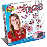 Small World Toys Just for Girls Tags Building Kit