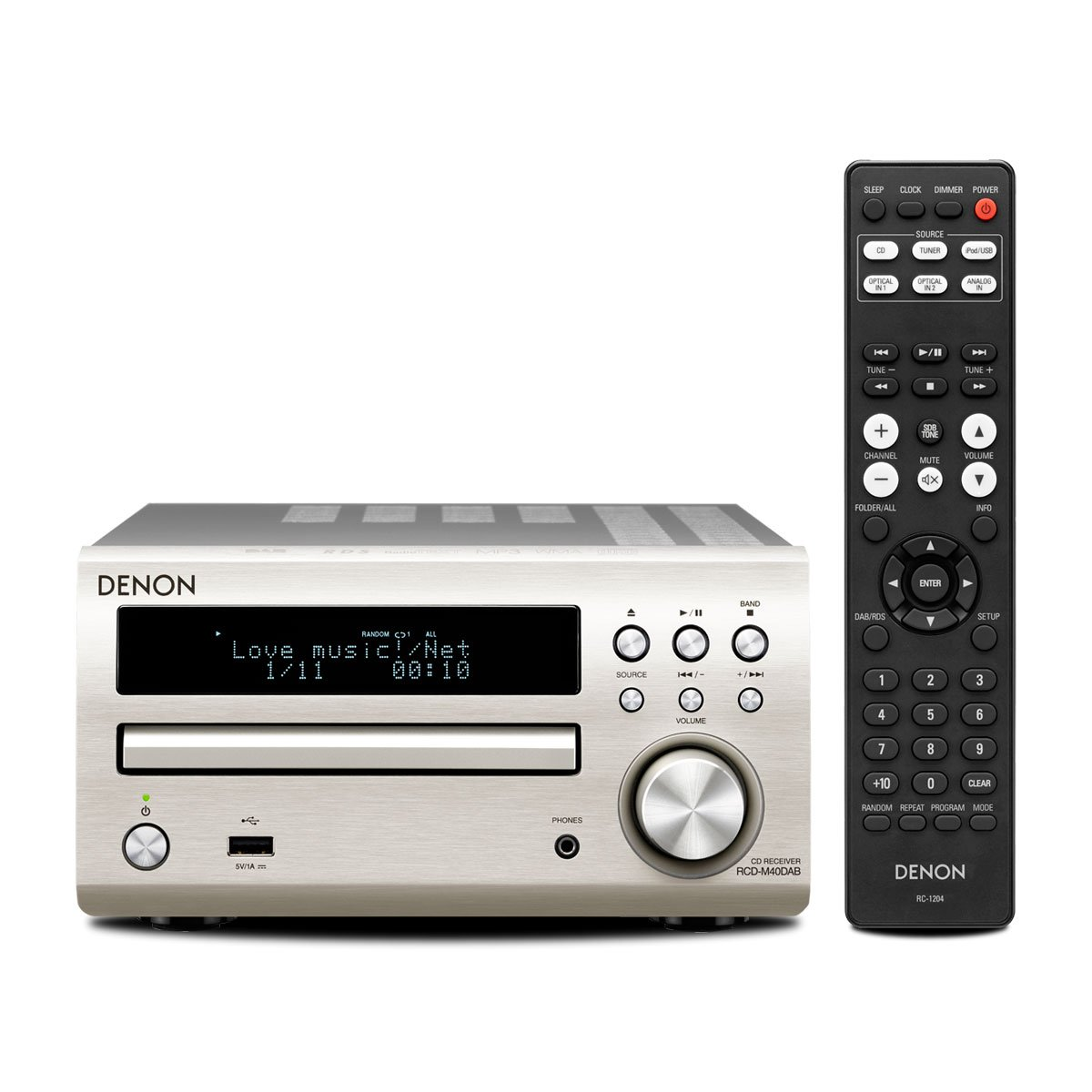 Small Cd Player For Bedroom Hi Fi Compact Stereo Systems Amazoncouk