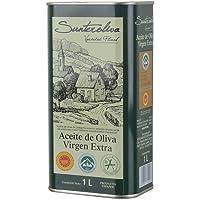 SUNTEROLIVA 尚特 PDO特级初榨橄榄油 食用装 铁罐 酸度0.3% 1L(西班牙进口)