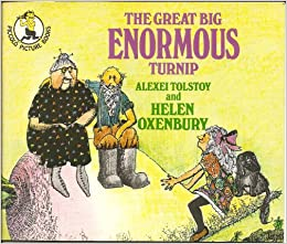 THE GREAT BIG ENORMOUS TURNIP PDF