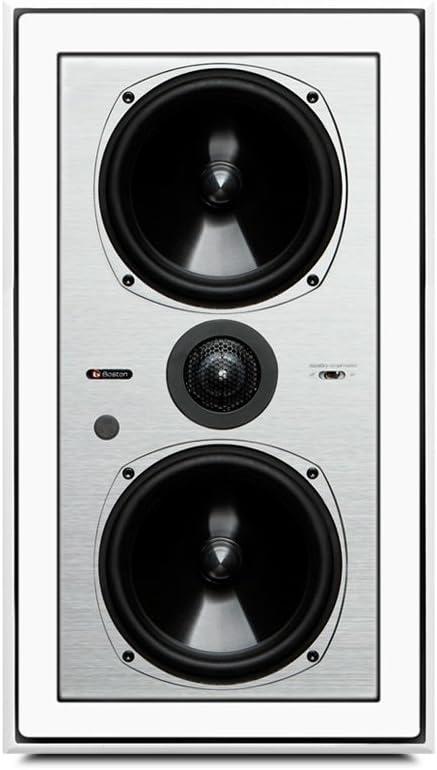 Boston Acoustics VSI 555W2 2-Way Dual 5 1/4-Inch In-Wall Speaker