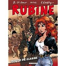 Rubine 11 Photo de classe
