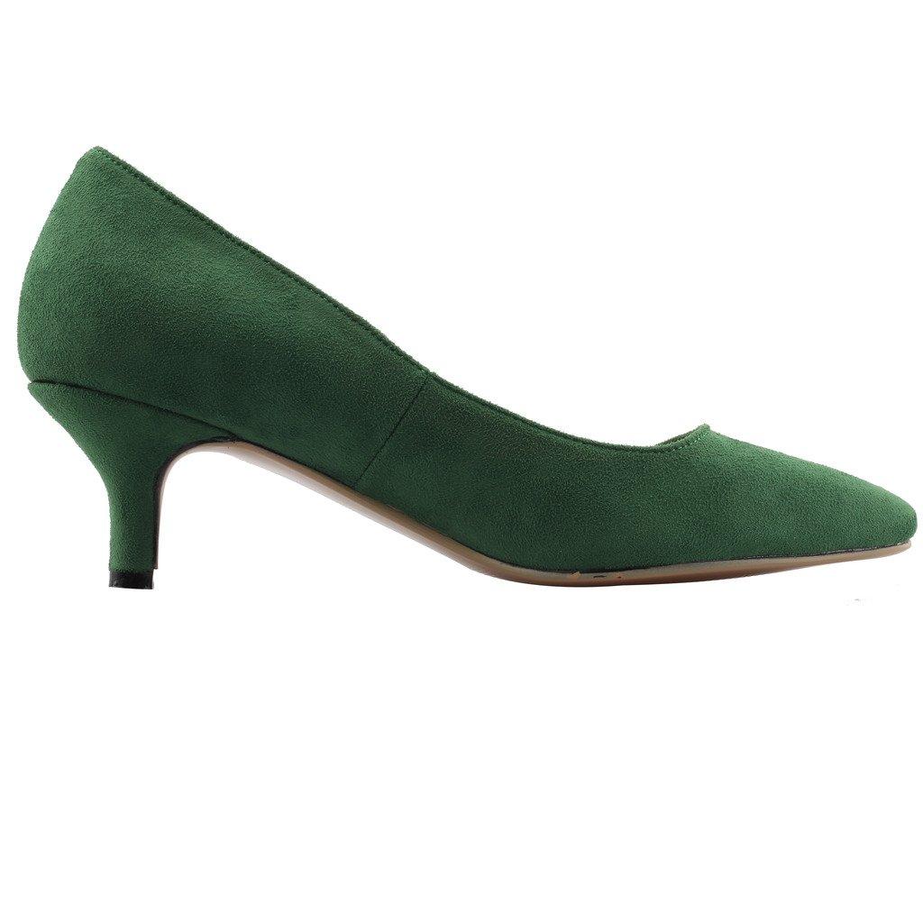 Calaier  Cahalfway, Damen Pumps, grün - - grün - grün Größe: EU 41 - 79ba0f