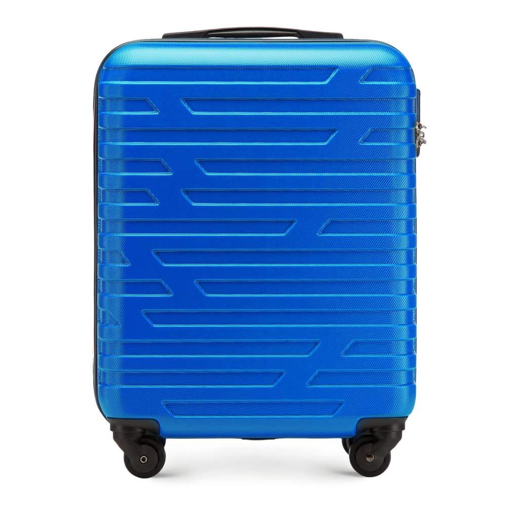 JRウィッチェンAラインIコレクションラップトップホィールスーツケース54 cm、ブルー(ブルー) - 56-3A-391-90   B07GFMTNLY