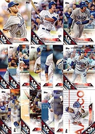 Adrian Gonzalez Dodgers Card