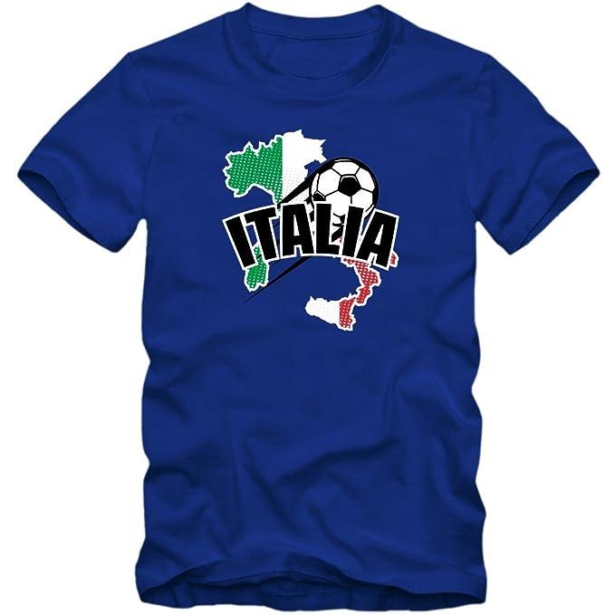 Italia Campeonato de Europa 2016#1 Camiseta | T-Shirt | Fútbol | Hombre