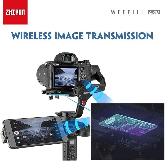 Zhiyun Weebill Lab Creator Package Creator Paket Gimbal Kamera