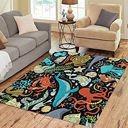610R8qgXfHL._SS450_ Whale Rugs and Whale Area Rugs