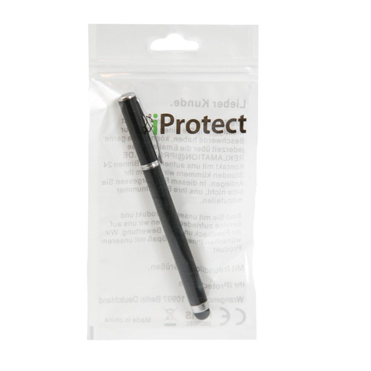 iprotect Kunstleder Tasche f/ür MEDION LIFETAB Schutz H/ülle Case mit Stylus Pen f/ür S10346 MD 98992 und S10366 MD 99781 10,1 Zoll wei/ß