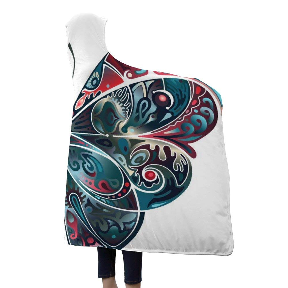 WanTo Blanket The Flying Butterfly Has Various Mysterious ...
