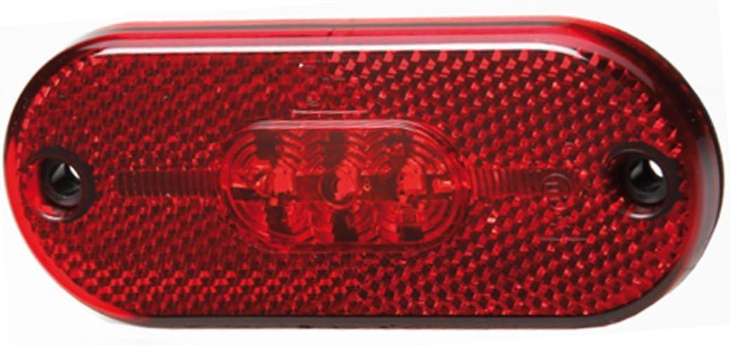 24V LED HELLA 2TM 357 009-111 Luce posizione posteriore