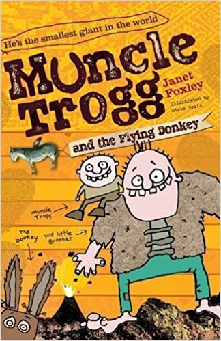 Book Muncle Trogg and the Flying Donkey by Janet Foxley (2012-01-01)