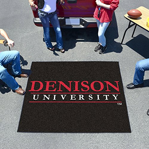 NCAA Novelty Starter Mat Size: 5' x 6', NCAA Team: Denison University