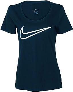 8c17fc99 Amazon.com: Nike Women Medium Dri-Fit Running Top Athletic Apparel ...