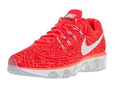 low priced 4c97a f44fc Nike Womens Air Max Tailwind 8 Print Low Top Lace Up Running, Orange, Size