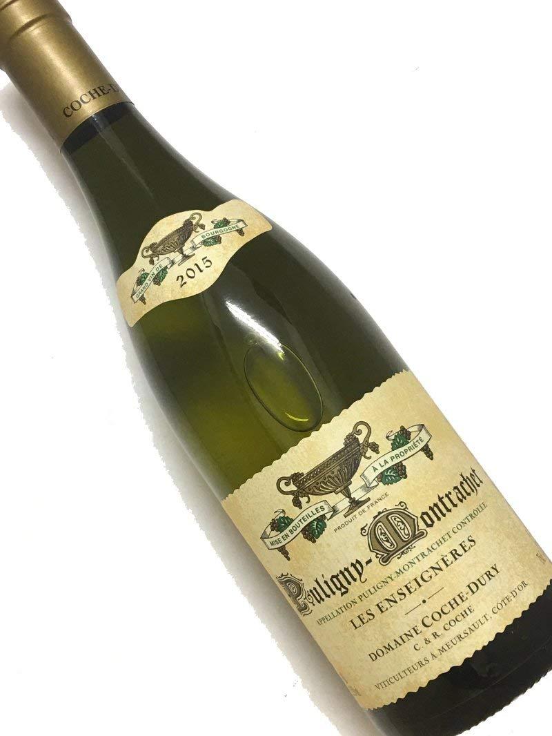 2015年 コシュ デュリ ピュリニー モンラッシェ レ ザンセニエール 750ml フランス 白ワイン B07JB1XH6J