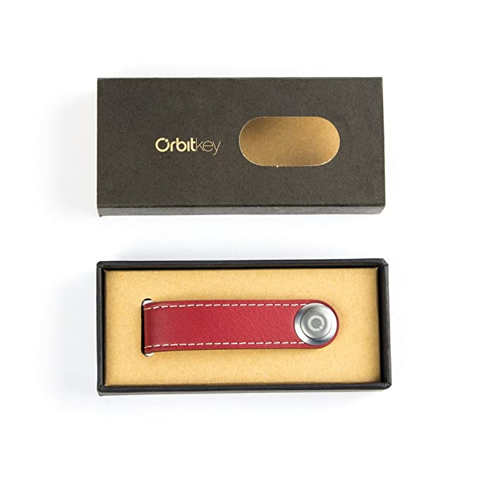 La orbitkey (Rojo/Blanco): Amazon.es: Oficina y papelería