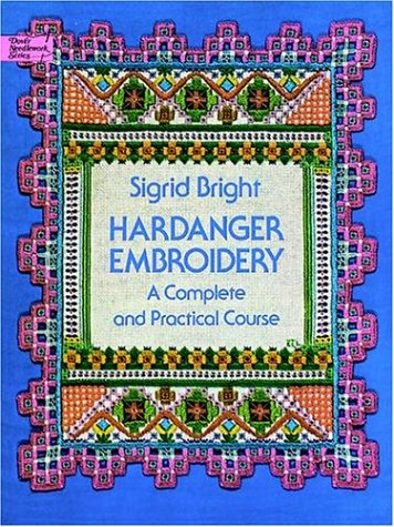 Hardanger Embroidery (Dover Needlework Series)