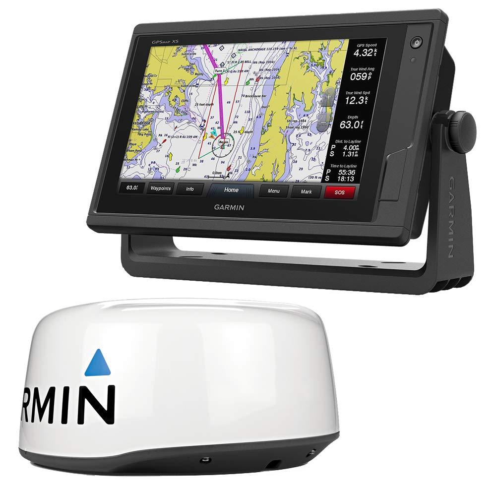 Garmin Gpsmap 942Xs Touchscreen Chartplotter/Sonar with Gmr18 Hd + Radar by Garmin