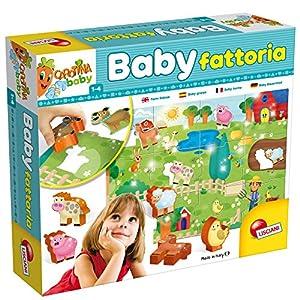 Lisciani Giochi 58464 Gioco Carotina Baby Fattoria