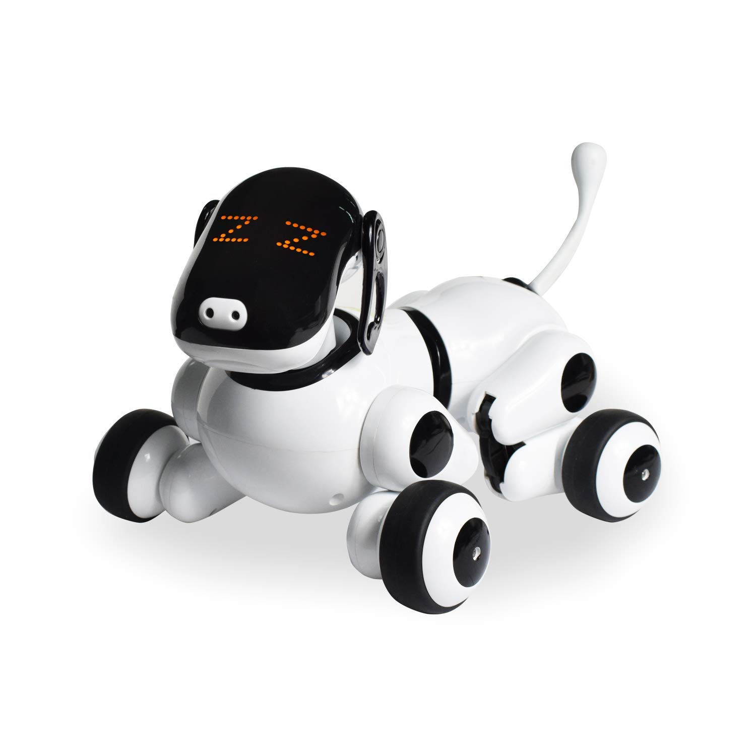 Contixo Independance Day Puppy Smart Interactive Robot Pet Toy for Kids, Voice, App, and Touch Controlled by Contixo (Image #2)