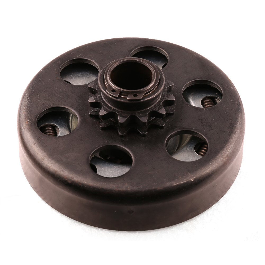 Go Kart Clutch 3//4 Bore 12T for 35 Chain Minibike and Fun Kart Engine 3//4 Bar Perfect for Go Kart Up to 6.5 HP